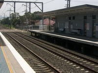 Woonona Railway Station