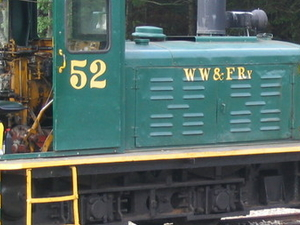 Wiscasset and Farmington Railway