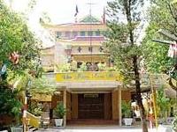 Xa Loi Pagoda