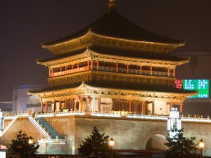 Bell Tower of Xi'an