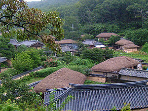 Yangdong Folk Village