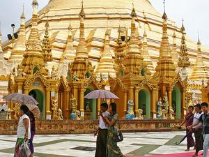 TAD002 Free And Easy Yangon City Tour Photos