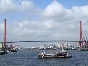 Yangpu Bridge