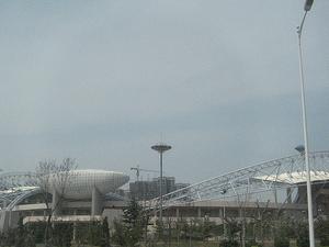 Yantai Sports Park Stadium