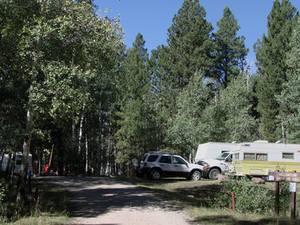 Yellowstone Group Campground