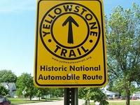 Yellowstone Trail Near Gardiner