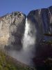 Yosemite Waterfalls Panorama - United States