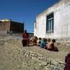 Young Monks Studying Sakya Tangyuth Gompa
