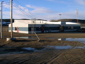 Resolute Bay Airport