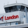 London International Airports Control Tower