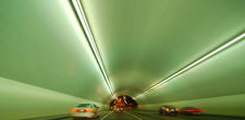 Westbound Yerba Buena Tunnel