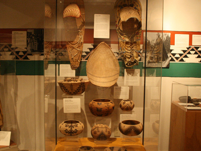 Yosemite Museum Display