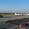 Zagreb Airport Runway