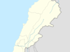 Zahl Is Located In Lebanon