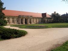 Zamek Lednice Morava