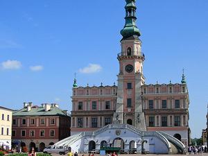 Zamość Market Square