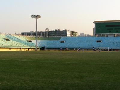 Zhongshan  Soccer  Stadium