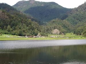 Lagunas de Zempoala National Park
