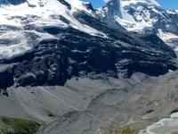 Zmutt Glacier