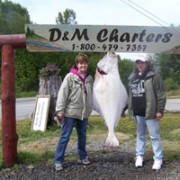 D & M Charters Rv Park & Cabins