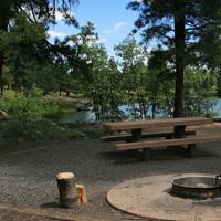 White Horse Lake Campground