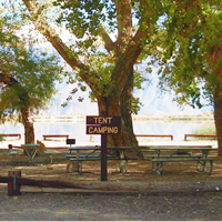 Diaz Lake Campground