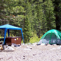 Inyo Old Shady Rest Campground