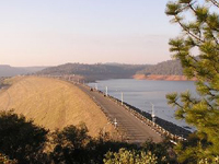 Lake Oroville Sra Campground