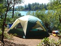 Whiskeytown Nra / Oak Bottom Campgrounds