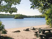 Pachaug Green Falls Campground
