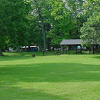 Lake Gogebic Campground
