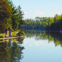 Flour Lake Campground