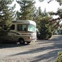 Rustic Wagon Rv Campground