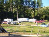 Spokane Creek Cabins And Campground