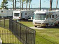 Sunset Shores On Lake Conroe Rv Park
