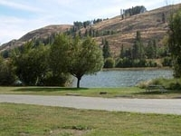 Pearrygin Lake State Park Campground