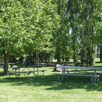 Potholes State Park Campground