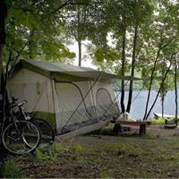 Resort At Stonewall Jackson Lake State Park Campground