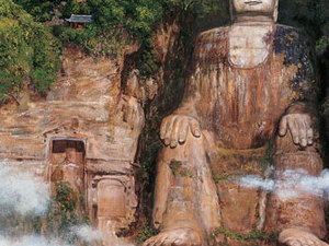 1-Day Leshan UNESCO World Heritage Tour Photos
