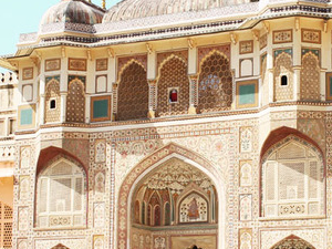 2 Days Private Pink City Jaipur Tour with Elephant Ride Photos