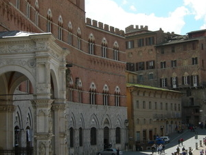 3A - SIENA GUIDED WALKING TOUR  (departure from Siena) Photos