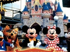3- Day / 2- Parks Disneyland Paris Ticket Photos