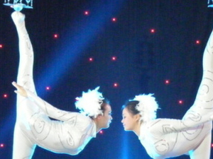 Acrobatic Show -- Beijing Night Tour Photos