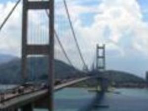 Afternoon Western Shoreline & Tsing Ma Bridge Cruise Photos
