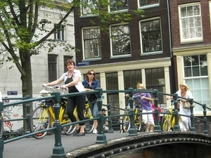 AMSTERDAM SMALL BIKE TOUR Photos