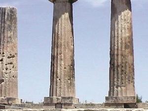 Ancient Corinth Photos