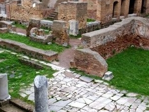 Ancient Ostia by Train Trip Half-Day Tour from Rome Photos