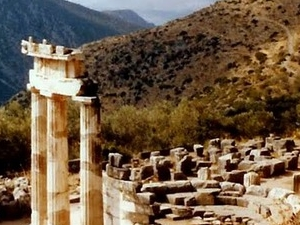 Athens to Delphi Photos