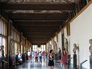 A Tour of the City and The Uffizi Gallery Photos