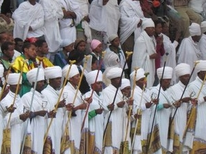 Attend the grand festival Meskel; visit Lalibela and Awash National Park Photos